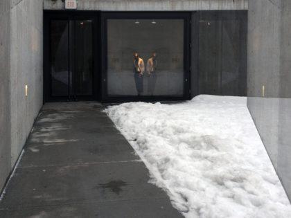 P. Bonanzinga, The Big Data World, 03. MoMA, PS1, New York 2015, stampa digitale lambda su alluminio, 66x50cm.