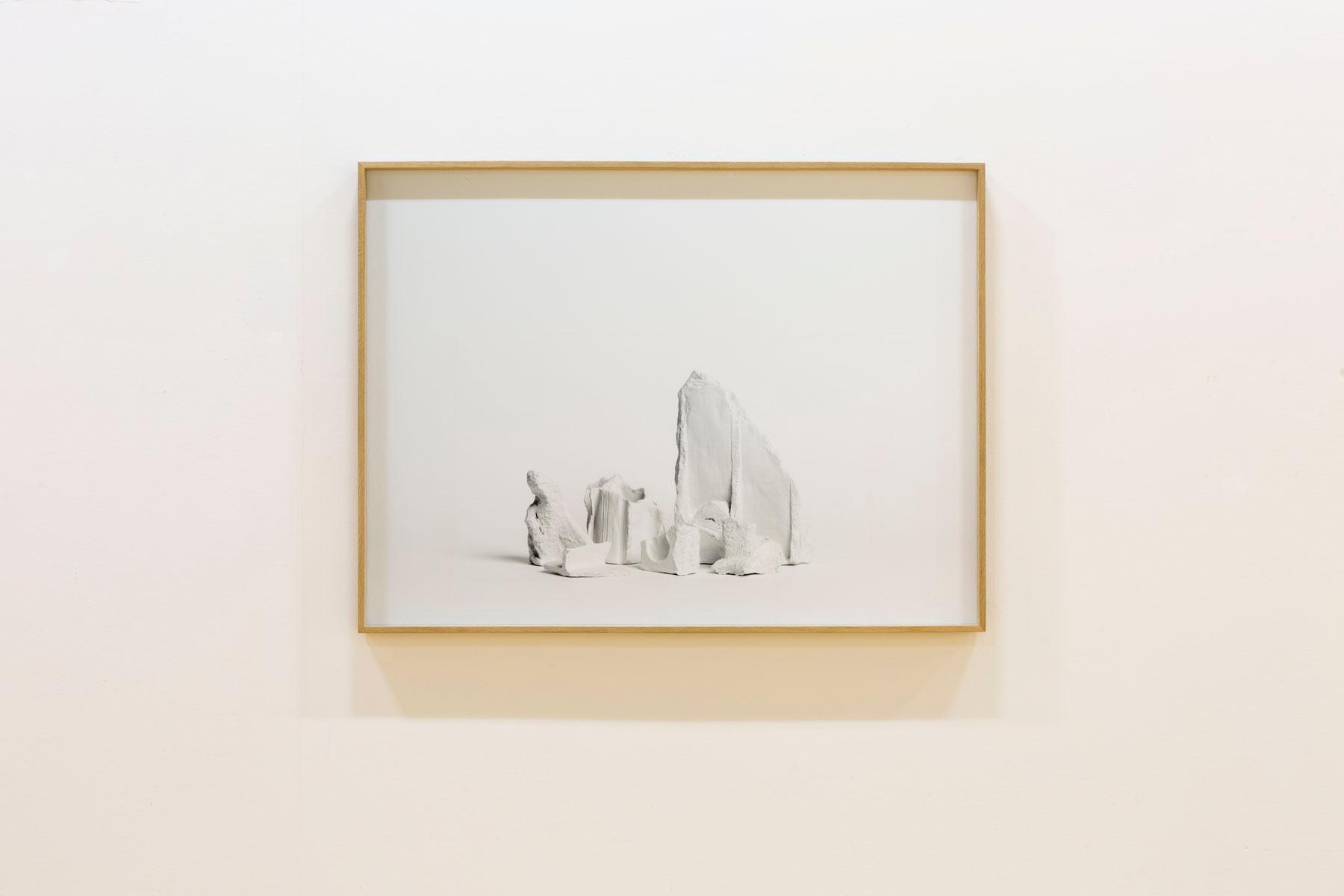 Marco Maria Zanin, Restituzione, 80 x 110 cm