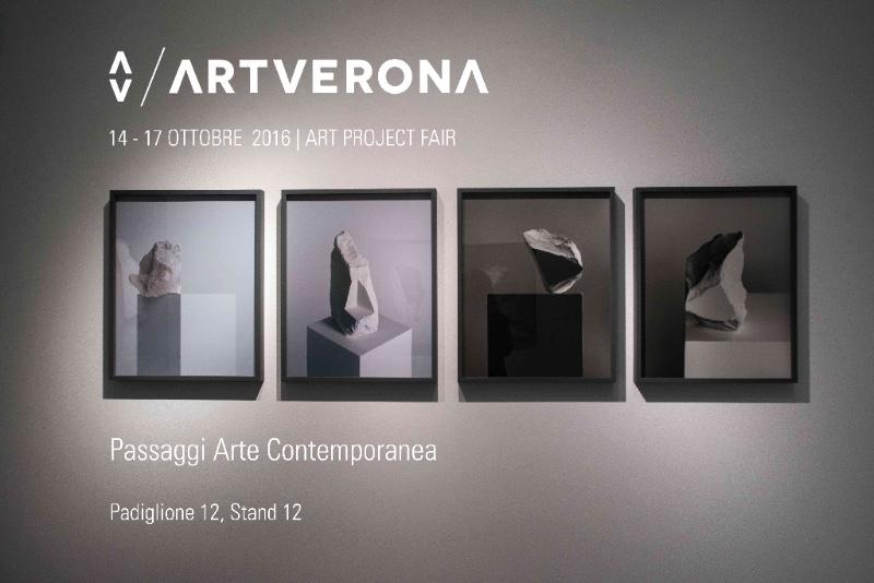 Art Verona 2016 - Passaggi Arte Contemporanea
