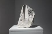 Darren Harvey-Regan, 12. Chalk #1, 2014 Carved chalk/Gesso scolpito 12x24x13 cm  Foto di Dania Gennai