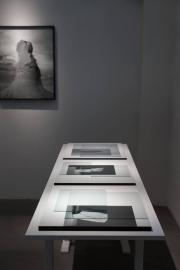 """Opere di Darren Harvey-Regan Allestimento della mostra """"The Erratics""""  Foto di Dania Gennai"""