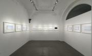 Veduta della mostra, foto di Luca Lupi