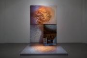 Tatiana Villani Memories# 2015 Installazione, fotografie e scultura 118,5x168x168 cm   Foto di Dania Gennai