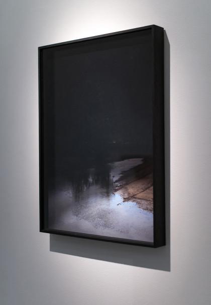 """Andrea Santarlasci, """"Riflessi da un luogo invisibile"""", 2012 stampa fotografica, 53 x 71cm"""