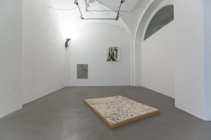 corpo a corpo, visione della mostra Foto di Elena Foresto
