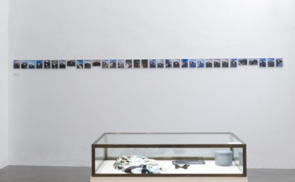 3.Mariagrazia Pontorno, Everything I Know / Volume 2 - Floating Lab, veduta della mostra
