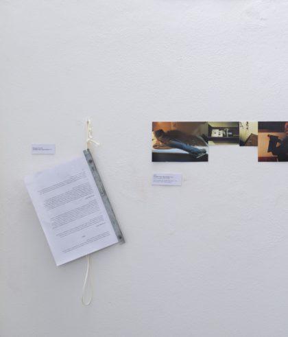 5.Mariagrazia Pontorno, Everything I Know_Diario di Bordo, 2018, testo