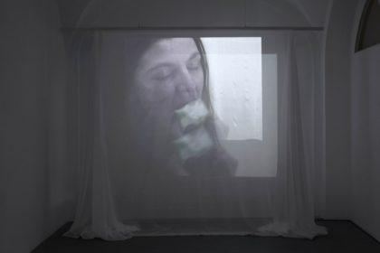 Sandra Binion, Eve, 2003-2016,video, 3'.
