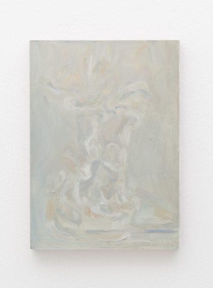 Beatrice Meoni, Forth, olio su tavola, cm35X25